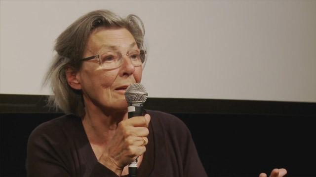 Paule Baillargeon nous parle de La dame en couleurs (1985)