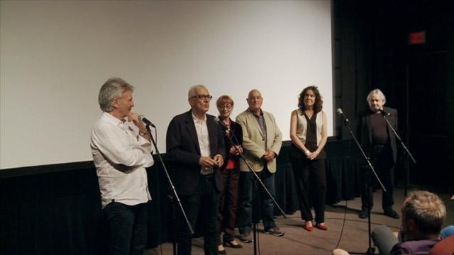 Claude Meunier, ses interprètes et le réalisateur parlent de Ding et Dong le film (1990)