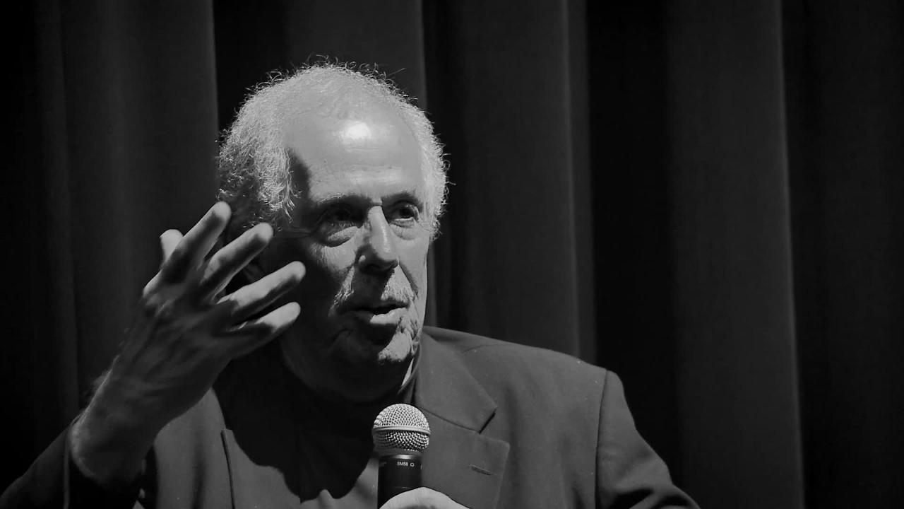 Denys Arcand s'entretient de Jésus de Montréal (1989)