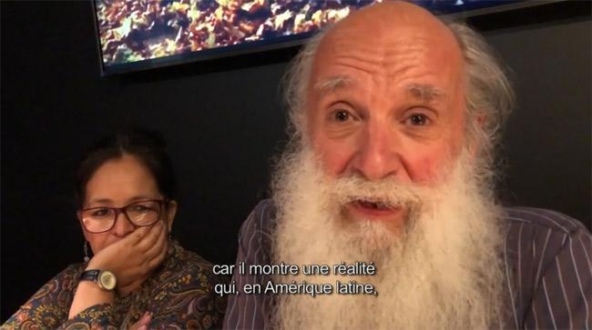 Conversation à bâtons rompus à Mexico