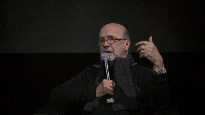 Rencontre entre le public et François Bouvier,  réalisateur des Pots cassés (1993)