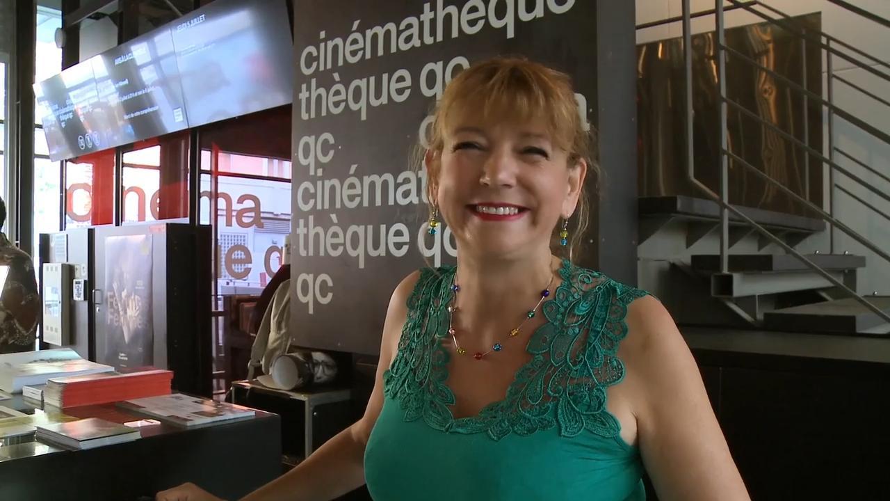 Marquise Lepage s'entretient de son premier long métrage Marie s'en va-t-en ville (1986)