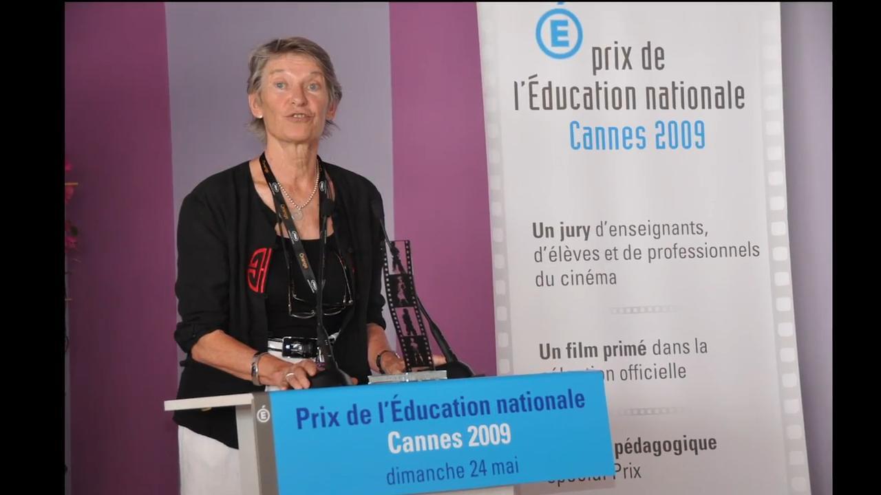 L'implication de Christine Juppé dans l'apprentissage et la pédagogie du cinéma